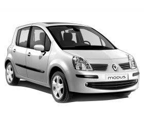 Chiptuning Renault Modus 1.5 DCi 70 pk