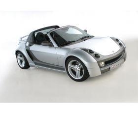 Chiptuning Smart Roadster 0.7 turbo Brabus 101 pk