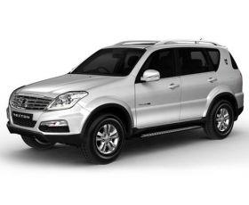 Chiptuning Ssangyong Rexton 3.2 220 pk