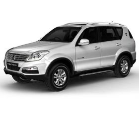 Chiptuning SsangYoung Rexton 2.0 e-XDI 155 pk