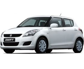 Chiptuning Suzuki Swift 1.2i 94 pk