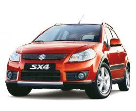 Chiptuning Suzuki SX4 1.6i 107 pk