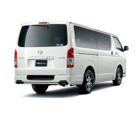 Chiptuning Toyota Hi-Ace 3.0 D4D 171 pk