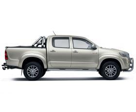 Chiptuning Toyota Hilux 2.7 vvti 160 pk