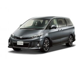 Chiptuning Toyota Previa 2.4 132 pk