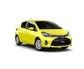 Chiptuning Toyota Yaris 1.3 86 pk